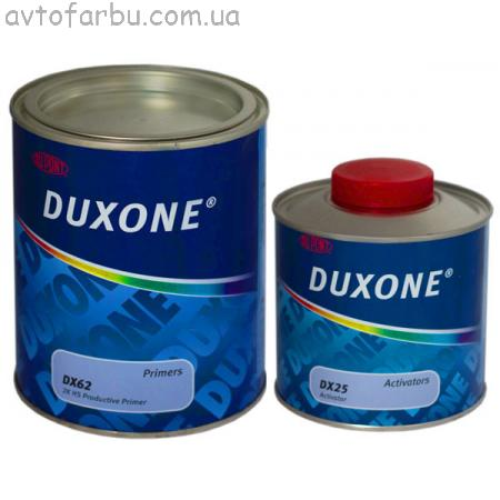 Грунт Дюксон Duxone DX 62 2K Серый 1 л.