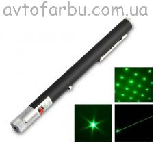 Лазерная указка green laser pointer 5mW 532nm